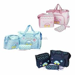 1 set Baby Diaper Bag Larger Mummy Bags Mom Maternity Nappy