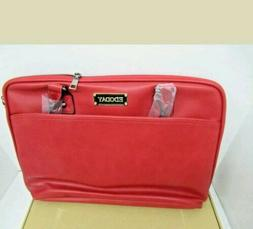 EDODAY 14-15.6 Inch Laptop Bag for Women,Full Zipper Open La