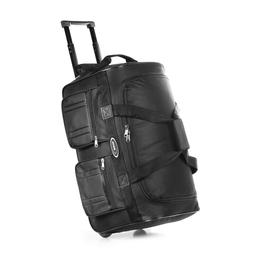 """20"""" Rolling Wheeled Duffle Bag Tote Carry On Travel Suitcase"""