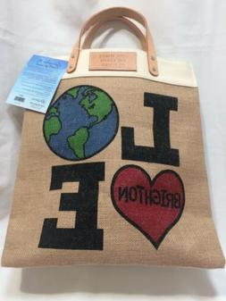 BRIGHTON COLLECTABLES 2019 EARTH DAY TOTE/BAG