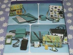 SIMPLICITY 4391 TECH ACCESSORIES BAGS TOTES PHONE LAPTOP CAS
