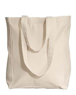 8861 Liberty Bags Susan Canvas Tote Bag