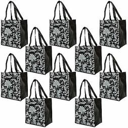 ReBagMe Large Reusable Grocery Bag Totes with Extra Reinforc