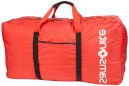 "Samsonite Tote-a-ton 32.5"" Duffle Luggage, Red, One Size"