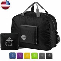 Wandf 20L Foldable Travel Duffel Bag Luggage Sports Gym Wate