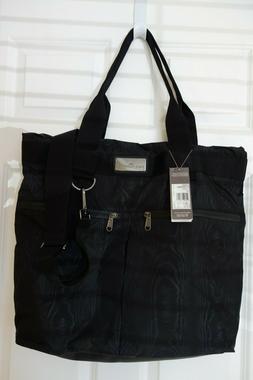 Adidas Stella McCartney Women's Big Sport Bag Square Black P