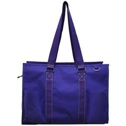 "NGIL All Purpose Organizer 18"" Large Utility Tote Bag 2"