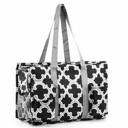 all purpose zip travel laundry shopping utility