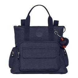 Kipling Alvy 2-In-1 Convertible Metallic Tote Bag Backpack
