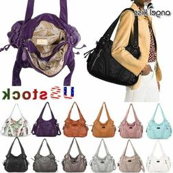 angelkiss women brand purses satchel handbags shoulder