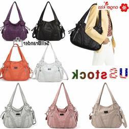 angelkiss women brand purses tote bag satchel