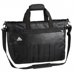 Adidas Golf AWR94 Men's Travel Bag Tote Bag 4 Black Fast Shi