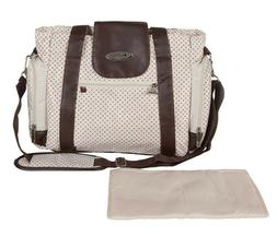 Iceivy Diaper Bag Tote Bag With Changing Pad Travel Bag Backpack