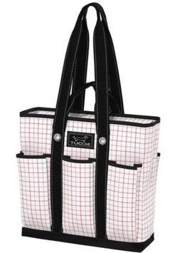 SCOUT Bag Large Pocket Rocket Tote Graphy Taffy Pattern Pink