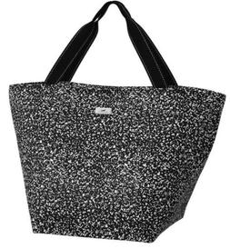 Scout Bags Weekender Travel Tote Bag XL Black & White Patter