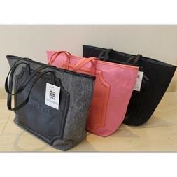Givenchy Perfums Black, Coral, Grey Tote Bag Three Colors Av
