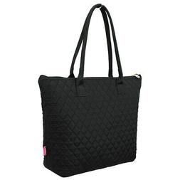 Black NGIL® Quilted Tote Bag