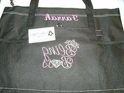 Bling Boss Paparazzi Personalized Tote Bag Jewelry Bag Papar