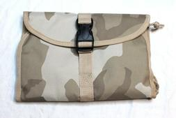 Hynes Eagle Camo Series Hanging Tote Brown Black New