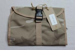 Hynes Eagle Camo Series Hanging Tote Brown Black New NWT