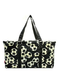 """Canvas Classic XL All Purpose Open 23"""" Utility Tote Bag NGIL"""