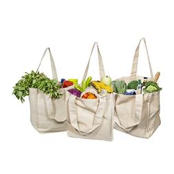 Best Canvas Grocery Shopping Bags - Canvas Grocery Shopping