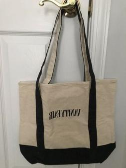 Vanity Fair Canvas Tote Bag Brand New
