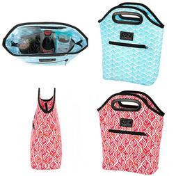 SCOUT CHILLABUSTER INSULATED LUNCH TOTE BAG: SWIMFAN or JOHN
