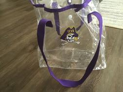 Clear Bag NFL & PGA Stadium Approved - The Clear Tote Bag wi