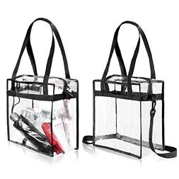 Clear Bags NFL & PGA Stadium Approved - The Clear Tote Bag w