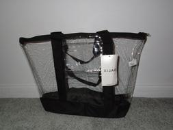 Dalix Clear Security Tote Bag New With Tags