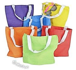 Colorful Canvas Tote Bags - Play Kreative TM