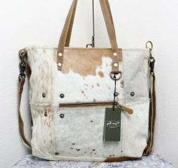 🆕Myra Bag COWHIDE Purse Shoulder Bag and Tote Bag for Wom