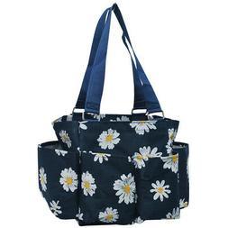 Daisy NGIL® Small Zippered Caddy Organizer Tote Bag