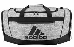 adidas Defender III Duffel Bag Onix Jersey/Black Medium