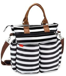 Diaper Bag for Baby by Zohzo - Diaper Tote Bag with Changing