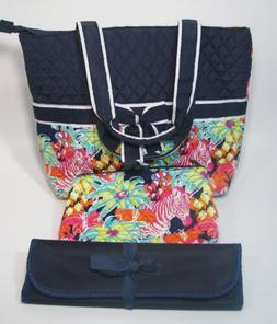 NGIL Diaper Bag Set Three Piece Quilted Bag NEW