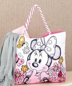 Disney Large Canvas Tote Bag - Minnie Mouse 1-Pc