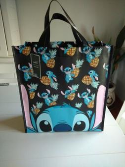 Disney Loungefly Lilo & Stitch Pineapple Reusable Tote Bag g