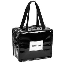 docamor insulated lunch bag multi purpose tote