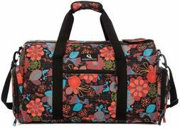 DOFFINGER Large Travel Duffel Bag Weekender Bag Carry on Ove