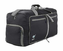 """Bago 27"""" Duffle Bag for Men & Women - 80L Packable Travel Du"""