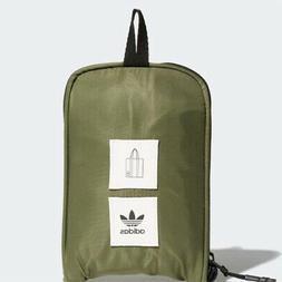 Adidas DV0266 Unisex originals Packable tote bag khaki