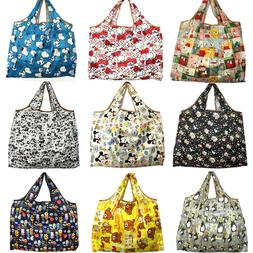 Eco Shopping Travel Shoulder Bag Pouch Tote Handbag Folding