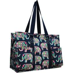 Elephant NGIL® Large Travel Caddy Organizer Tote Bag