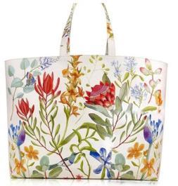 Estee Lauder Flower Large Tote Bag Brand New Only Bag Perfec