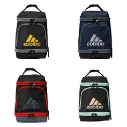 adidas Excel Insulated Lunch Bag Box School Lunch Bag Tote,
