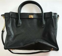 Solo Executive Purse; Laptop Tote Bag, Computer Handbag in B