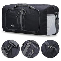Expandable Foldable Suitcase Luggage Travel Duffel Tote Bag