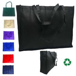 Extra Large Reusable Grocery Shopping Tote Bag Bags Recycled